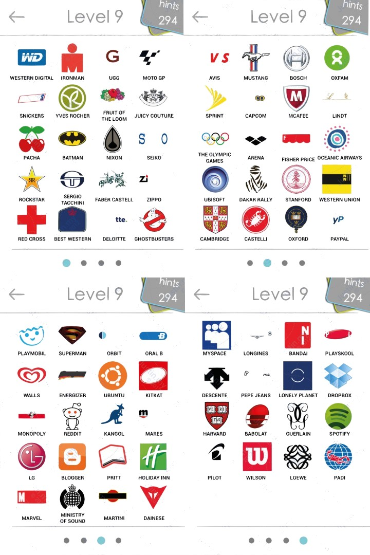 logos quiz answers level 9 logos quiz game level 9